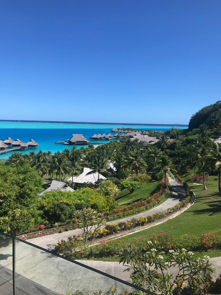 Conrad Hôtel Bora Bora