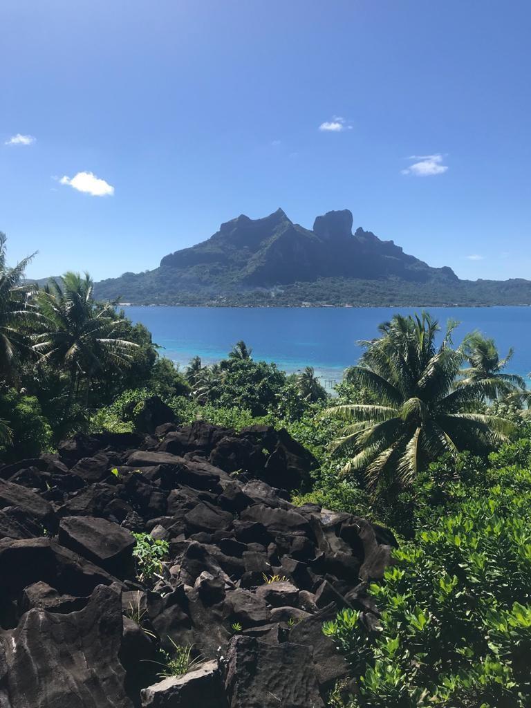 Rocher Bora Bora