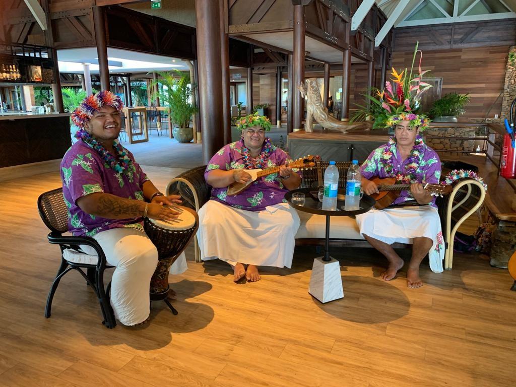 Musique traditionnelle Polynésienne