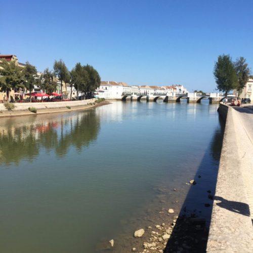 Le pont de Tavira